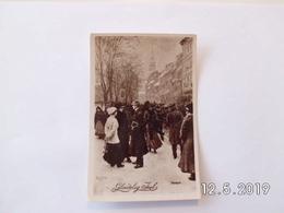 København. - Glædelig Jul På Strøget. (24 - 12 - 1917) - Dänemark