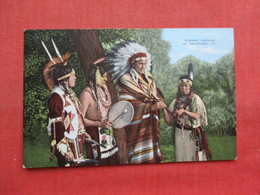 Pawnee Indians Of  Oklahoma        Ref 3357 - Native Americans