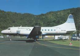 King Solomon Airways Convair 580 ZK-KSA - 1946-....: Era Moderna