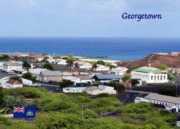 Ascension Island Georgetown Overview New Postcard - Ansichtskarten