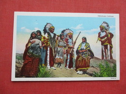 Oklahoma Indians        Ref 3357 - Native Americans