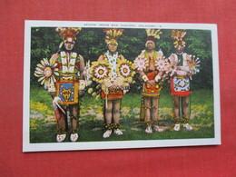 Apache Indian War Dancers  Oklahoma          Ref 3357 - Native Americans