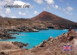 Ascension Island Comfortless Cove New Postcard - Ansichtskarten