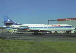 Kabo Air Nigeria Caravelle 11R 5N-AW! - 1946-....: Era Moderna