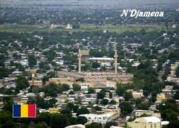 Chad N'Djamena Mosque Aerial View New Postcard Tschad AK - Tschad