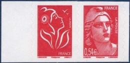 0096P  Paire Marianne De Gandon Et De Luquet  Neuf ** 2006 + - France