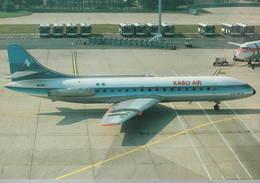 Kabo Air Nigeria SE.210 Caravelle 3 SN-AWK At Paris Orly - 1946-....: Era Moderna