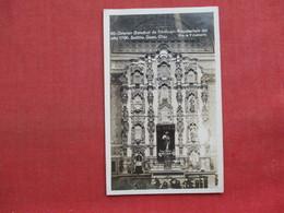 RPPC       Mexico    Cathedral De Santiagn Saltillo Ref 3358 - Mexico