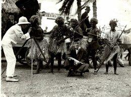 SYDNEY AUSTRALIA UNIVERSITY COMMENORATION DAY SAVAGE CARNIVAL CARNAVAL KARNEVAL  21 *16 CM Fonds Victor FORBIN 1864-1947 - Fotos