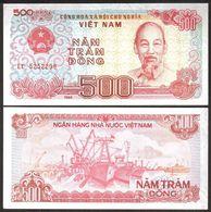 Vietnam 500 Dong 1988 UNC - Vietnam