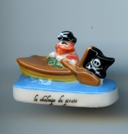 FEVE - FEVES -    LA CHALOUPE DU PIRATE   - SERIE A IDENTIFIER - Charms