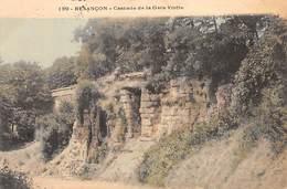 BESANCON - Cascade De La Gare Viotte - Très Bon état - Besancon