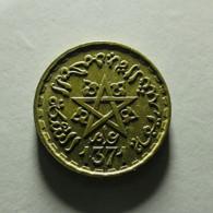 Morocco 10 Francs ''1371'' - Morocco