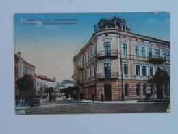 Ukraine 437 Stanislawow Stanislau 1916 Auto - Ucraina