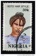 Nigeria 1987, Michel# 510 O  Female Hairstyles - Nigeria (1961-...)