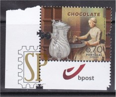 Portugal 2018 Chocolate Chocolat Schokolade Cioccolato Belgian Post Food Alimentazione Essen Nourriture Bpost - Alimentazione