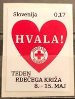 Slovenia, 2019, Red Cross (MNH) - Slovénie