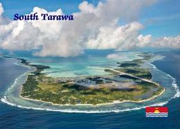 Kiribati South Tarawa Aerial View New Postcard - Kiribati