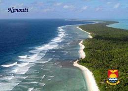 Kiribati Nonouti Aerial View New Postcard - Kiribati