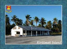 Kiribati Christmas Island Airport Kiritimati New Postcard - Kiribati