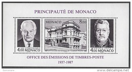 MONACO 1987 BLOC MONACO N°39 NEUF** - Blocs