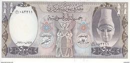 SYRIA 500 LIRA 1990 P-105 UNC */* - Syria