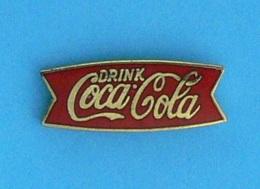 1 PIN'S //  ** DRINK / COCA-COLA ** - Coca-Cola