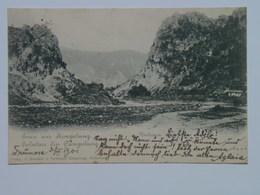 Romania M40 Campolung Kimpolung Campulung 1901 Ed G Kosinski - Rumänien