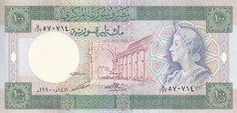 SYRIA 100 LIRA 1990 P-104 UNC */* - Syria