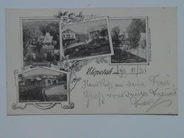 Romania M35 Valcele Elopatak 1899 As Litho - Roumanie