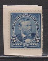 USA Scott # 281 Uncancelled On Piece - President Grant - Unused Stamps