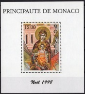 MONACO 1998 BLOC MONACO N°79  NEUF** - Blocchi
