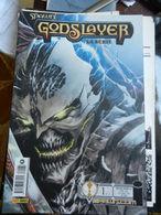 7) Fumetti Spawn Godslayer La Serie N.1 Marvel Panini Comics Ottimo Stato - First Editions