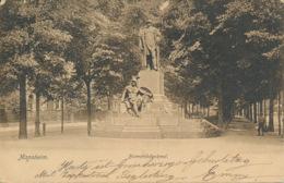 PC53680 Mannheim. Bismarckdenkmal. Richard Borek. 1904. B. Hopkins - World