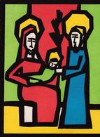 POSTAL B4672: JOSE ANTONIO ESTRUCH: DIBUJO BELEN - Cartes Postales