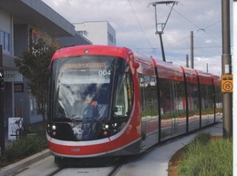 Australia - ACT - Canberra Light Rail - Tramway - Strassenbahnen