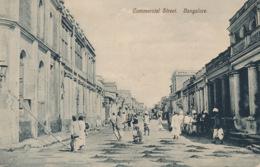 PC54380 Commercial Street. Bangalore. B. Hopkins - Postcards