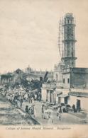 PC54382 Collaps Of Jumma Musjid Minaret. Bangalore. B. Hopkins - Postcards