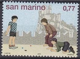 2003 SAINT-MARIN San Marino  ** MNH . . . . [ee61] - Giochi