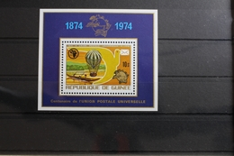 Guinea Block 35 Mit 704 ** Postfrisch UPU Weltpostverein #RM364 - Guinea (1958-...)