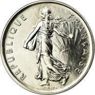 Monnaie, France, Semeuse, 5 Francs, 1976, Piéfort, SPL, Nickel Clad - France