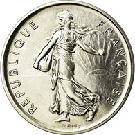 Monnaie, France, Semeuse, 5 Francs, 1981, Piéfort, SPL, Nickel Clad - France