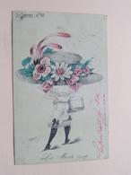 Le Sourire - N° 60 - La Mode 1909 () Anno 1910 ( Zie / Voir Photo ) ! - Mode