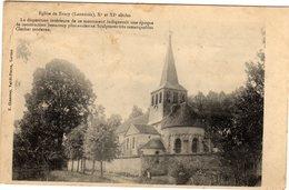 Trucy Eglise - Unclassified