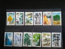 1 Série Timbres Adhésifs De 2018 - Adhesive Stamps