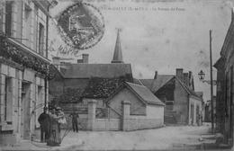 St Cyr Du Gault : Le Bureau De Poste - Other Municipalities