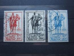 VEND BEAUX TIMBRES DU MAROC N° 241 - 243 !!! - Maroc (1891-1956)