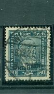 Deutsches Reich, Dienstmarket Auf D. Reich-Marke, Nr. 113 Gestempelt - Used Stamps