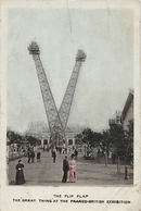 The Plip Plap - The Great Thing At The Franco-British Exhibition - Expositions