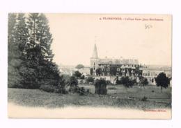 Collège Saint-Jean-Berchmans.Expédié De Florennes à Besonrieux. Familleureux. - Florennes